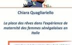 La place des rêves dans l'expérience de maternité des femmes sénégalaises en Italie