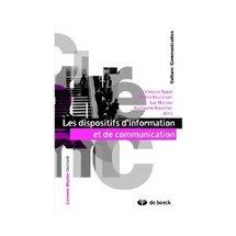 Commander <em>Les dispositifs d'information et de communication. Concept, usages et objets</em>