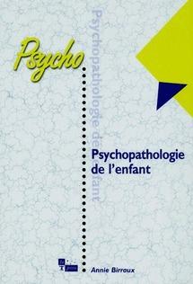 Commander Psychopathologie de l'enfant