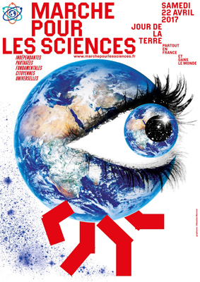 La Marche pour les Sciences