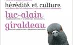 Dans l'oeil du pigeon. Evolution, hérédité et culture