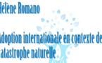 Adoption internationale en contexte de catastrophe naturelle