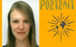 Portrait : Adeline Sarot