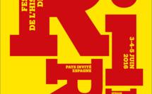 Festival de l'Histoire de l'Art Fontainebleau : Le Rire. Invité d'honneur : l'Espagne. Alex Laupeze