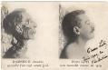 RAMSÈS II (Sésostris) momifié l'an 1258 avant J.C. Pierre LOTI non momifié en l'an 1909