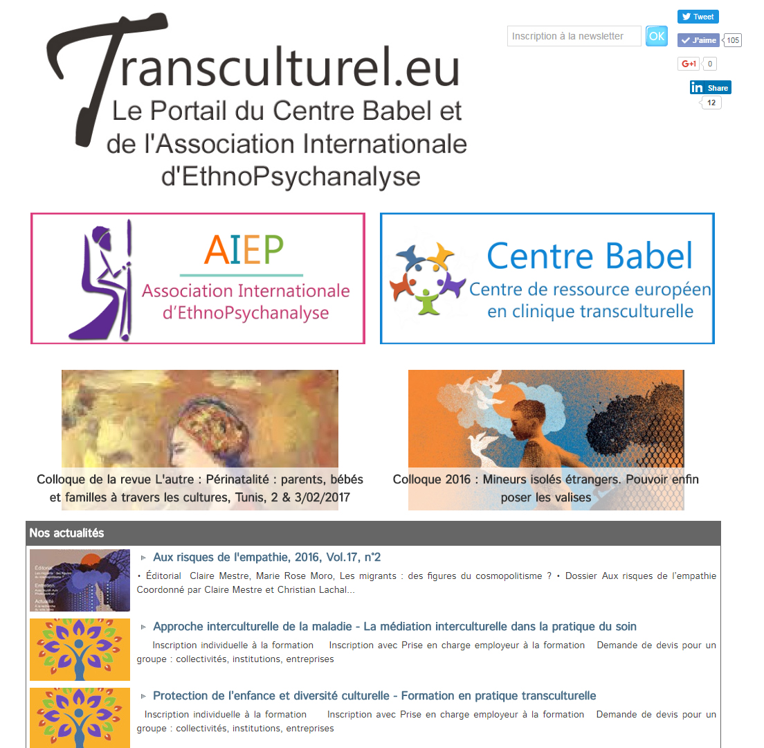 Transculturel.eu