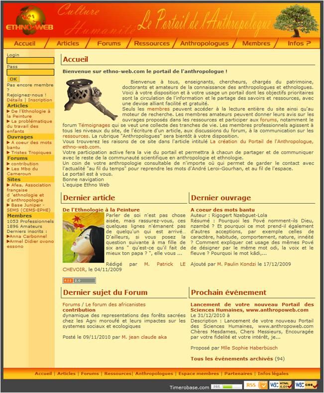 Ethno-web.com