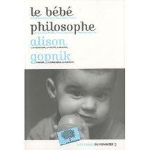 Commander <em>Le bébé philosophe</em>, Alison Gopnik