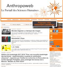 Nouveau : les agendas sont désormais gratuits sur Anthropoweb !