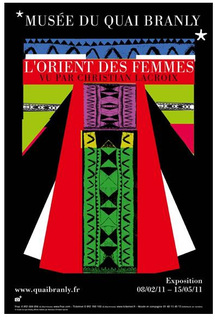 L'orient des femmes vu par Christian Lacroix - Dossier de l'exposition