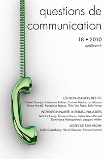 Commander <em>Questions de communication n°18</em>