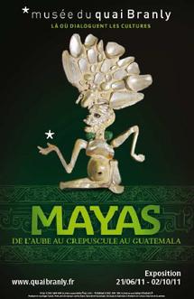 Mayas : de l'aube au crépuscule au Guatemala - Dossier d'exposition