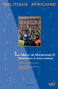Commander <em>Le Maroc de Mohammed VI : mobilisations et actions publiques</em>