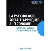Commander La psychologie sociale appliquée à l'économie