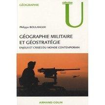 Commander Géographie militaire et géostratégie