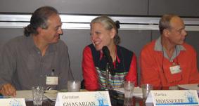 Christian Gasharian, Marika Moïsseef, Michael Houseman