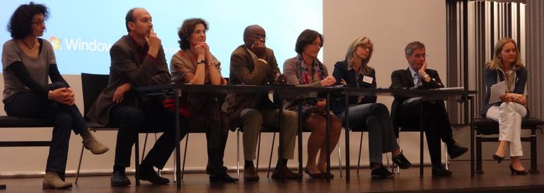 Ariane Giacobino, Joel Danielian, Sophie Durieux, Patana Mulisanze, Suzanne Ehrensperger, Isabelle Gothuey, Michel Sauquet, Saskia von Overbeck