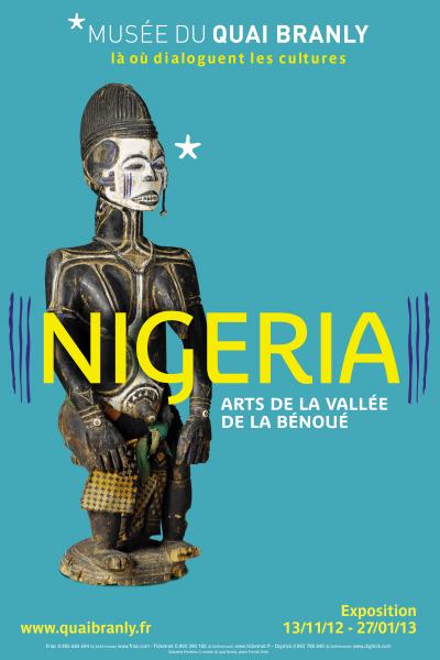 """Dossier de l'exposition """"Nigéria, arts de la vallée Benoué"""""""