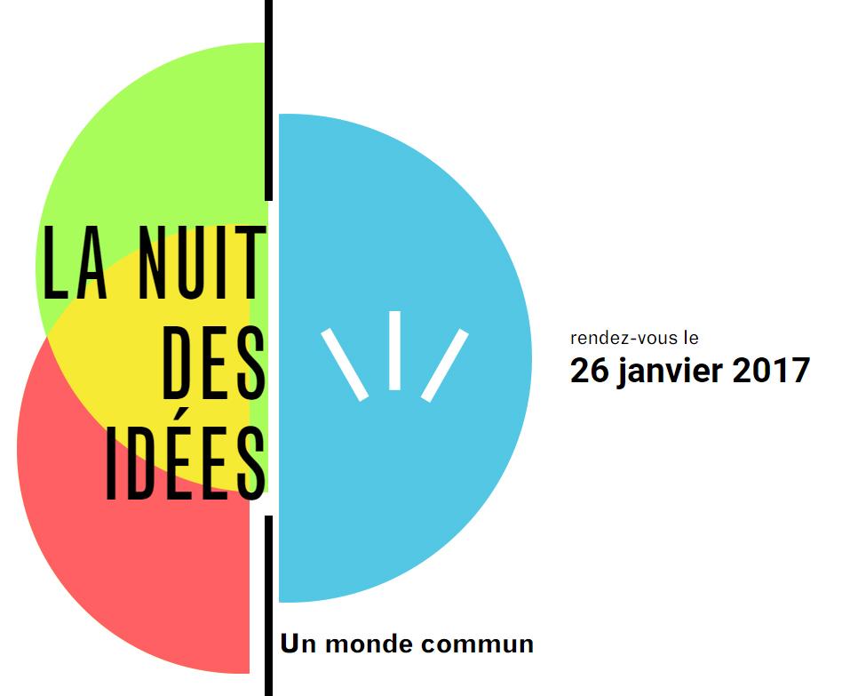 Un Monde commun : Nuit des Idées 2017