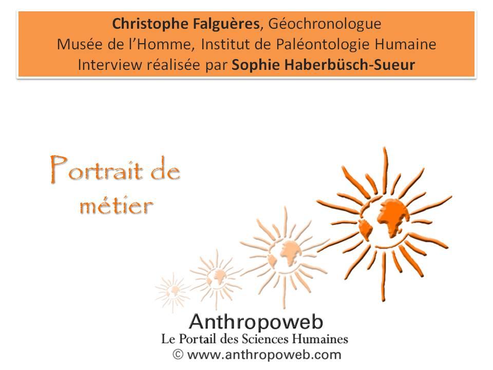 Portrait de métier : Christophe Falguères, la Marche pour les Sciences
