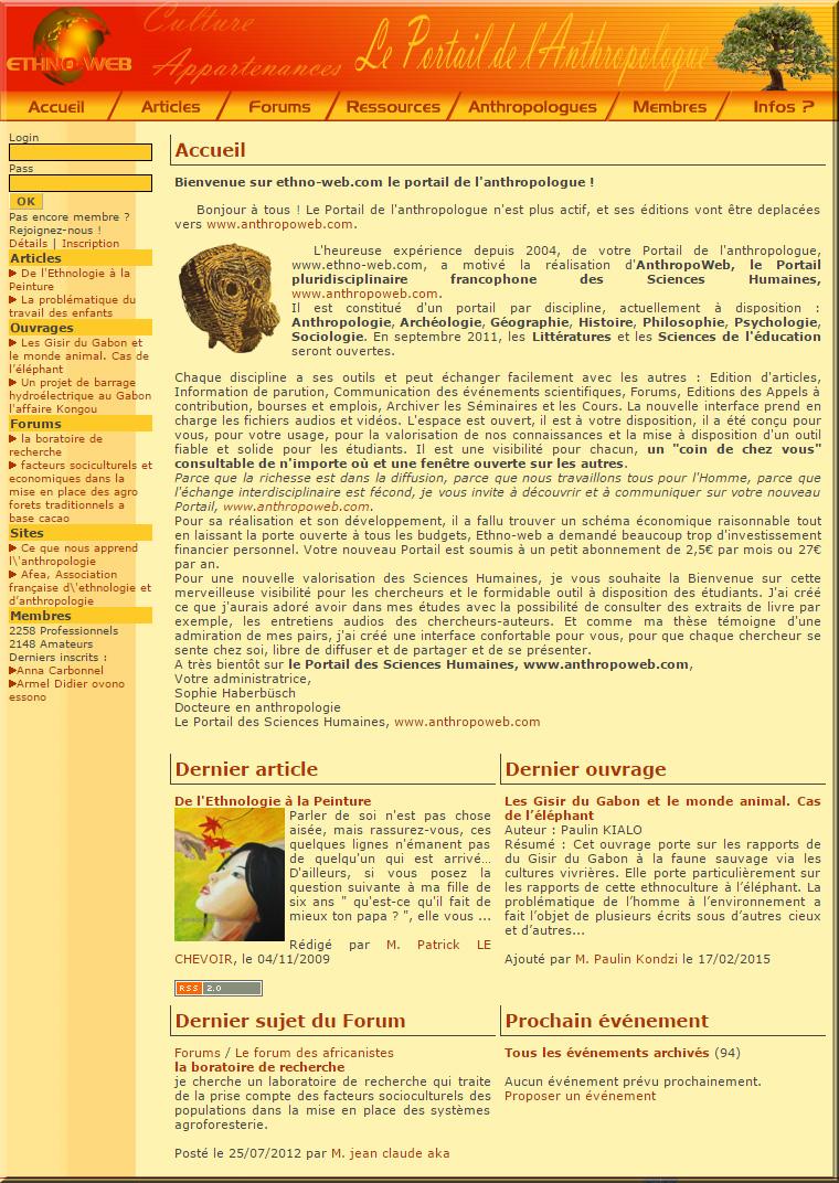 Ethno-Web