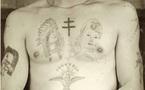 Prisonnier tatoué des années 1950, © collection personnelle