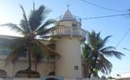 Une des quatre mosquées d'Antsiranana, dans le nord de Madagascar (2 décembre 2009)
