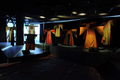 """Musée du quai Branly. Exposition dossier : """"L'Orient des femmes vu par Christian Lacroix"""". Du 8 février au 15 mai 2011. Vue de l'exposition."""