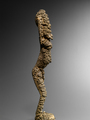 """Figure Tellem, Exposition """"Dogon"""", Musée du Quai Branly, 5 avril au 24 juillet 2011"""