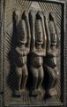 """Volet de grenier, Exposition """"Dogon"""", Musée du Quai Branly, 5 avril au 24 juillet 2011"""
