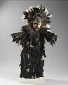 Costume cérémoniel de guérisseur Nganga